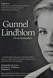 Gunnel Lindblom: ut ur tystnaden Poster