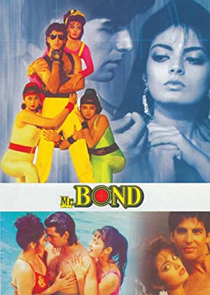 Iqbal Durrani (dialogue) Mr. Bond Movie