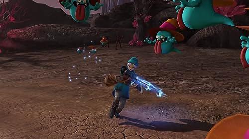 Dragon Quest Heroes II: Meet The Heroes Vignette 4