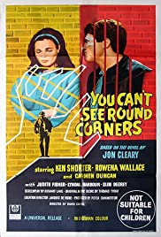 You Can't See Round Corners Poster