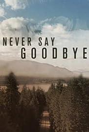Never Say Goodbye Poster
