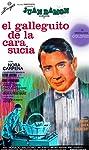 El galleguito de la cara sucia (1966) Poster