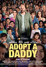 Adopt a Daddy Poster