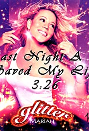 Mariah Carey Feat. Busta Rhymes, Fabulous & DJ Clue: Last Night a D.J. Saved My Life Poster