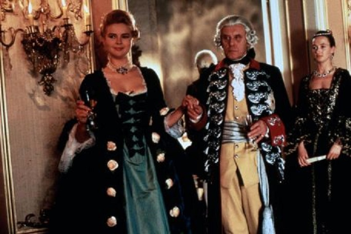 Veronica Ferres and Horst Frank in Catherine the Great (1995)
