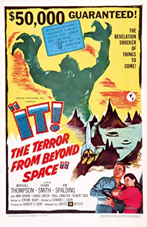 Permalink to Movie It! The Terror from Beyond Space (1958)