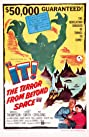 It! The Terror from Beyond Space (1958) Poster