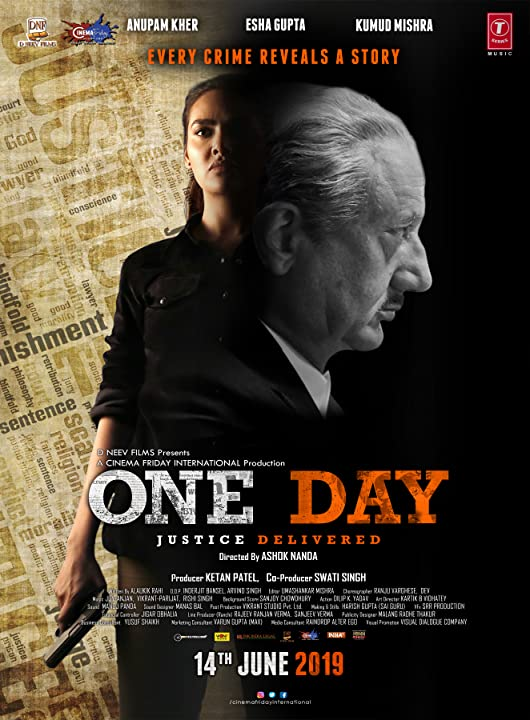 One Day-Justice Delivered 2019