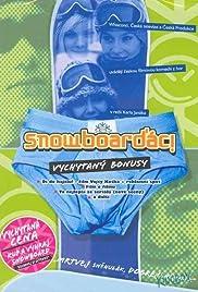Snowboardáci Poster