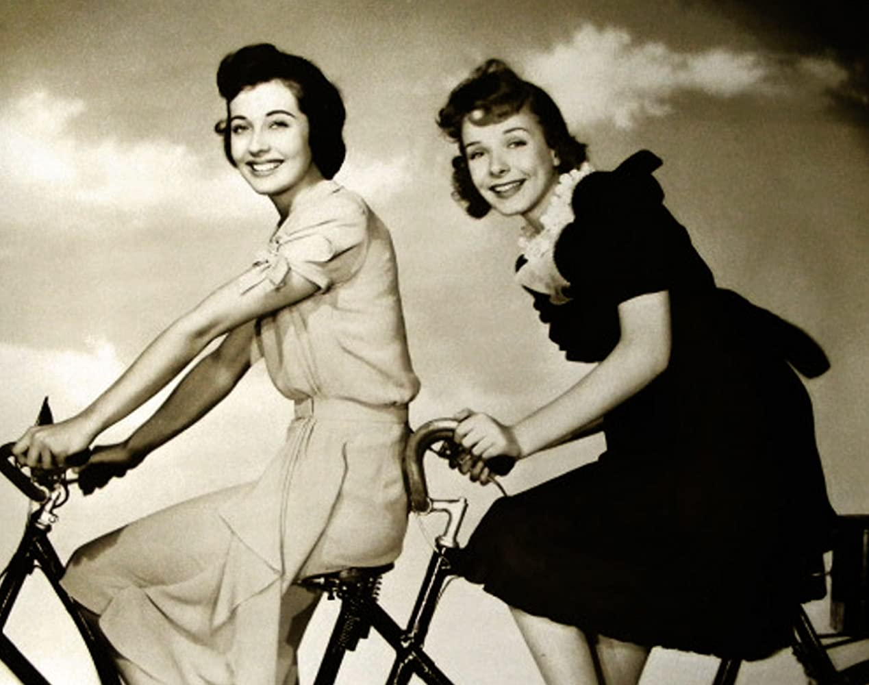 Diana Lynn and Gail Russell in Our Hearts Were Young and Gay (1944)