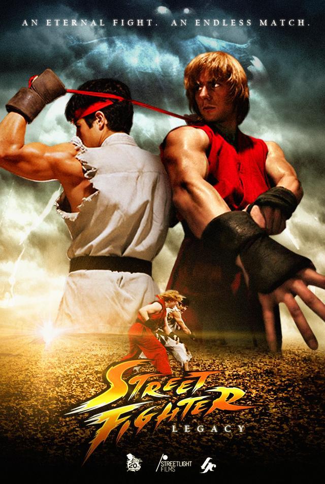 Street Fighter Legacy Video 2010 Imdb