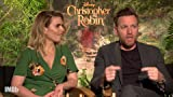 Hayley Atwell, Ewan McGregor on What Movies Make Them Happy