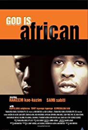 God Is African Poster