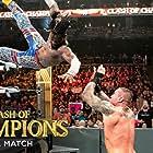 Randy Orton and Kofi Kingston in WWE: Clash of Champions (2019)