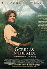 Download Gorillas in the Mist: The Story of Dian Fossey (1988) Movie
