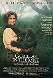 Gorillas in the Mist: The Story of Dian Fossey (1988) 1080p