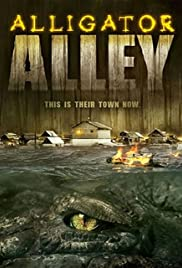 Alligator Alley Poster