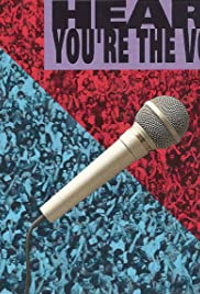 Heart: You're the Voice Poster