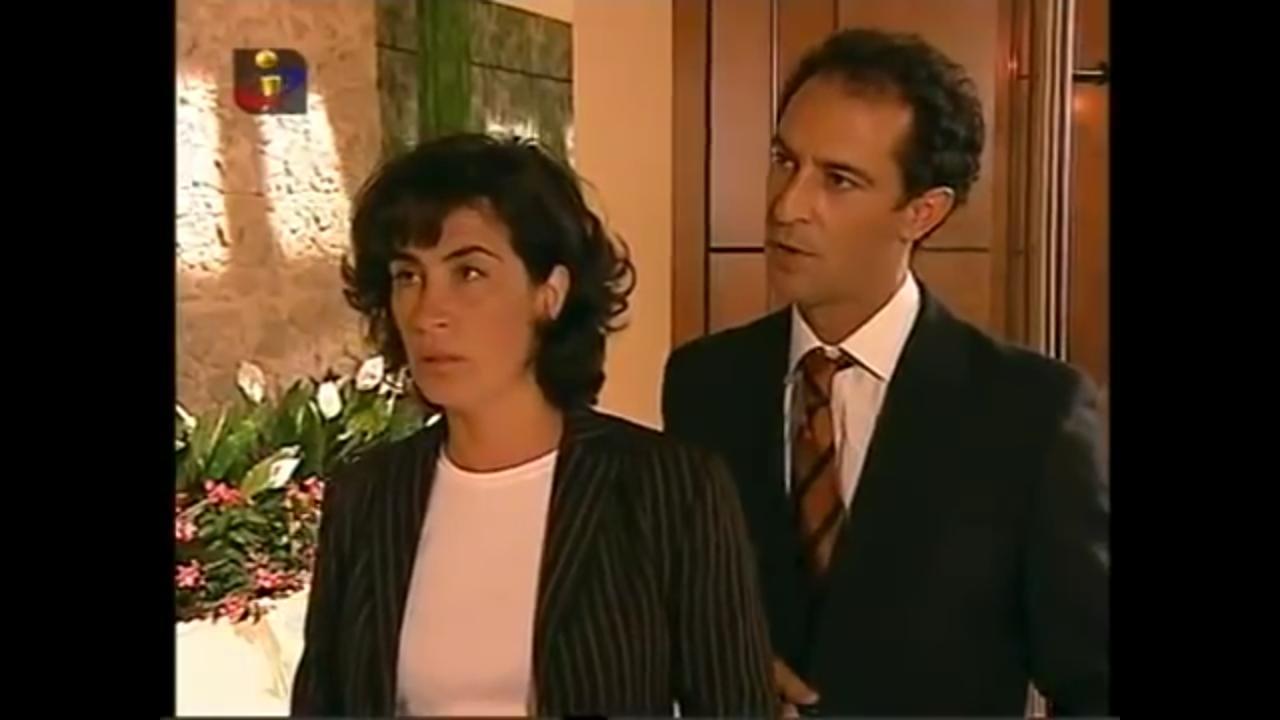 Rita Blanco and José Neves in Tempo de Viver (2006)