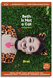 Beth is Not a Cat Poster