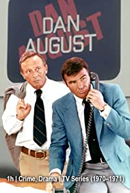 Dan August (1970) Poster - TV Show Forum, Cast, Reviews