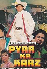 Pyar Ka Karz Poster
