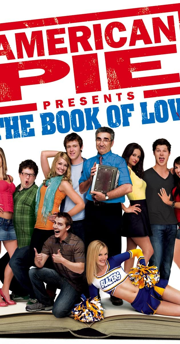 Subtitle of American Pie Presents: The Book of Love