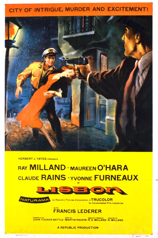 Lisbon (1956) - IMDb