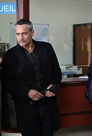 Jean-Michel Tinivelli and Gary Mihaileanu in Le juge est une femme (1993)