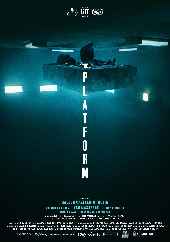 PLATFORMA (2019) / THE PLATFORM