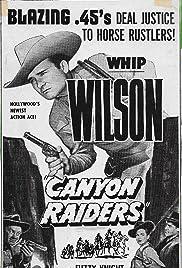 Canyon Raiders Poster