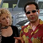Tony Shalhoub and Bitty Schram in Monk (2002)