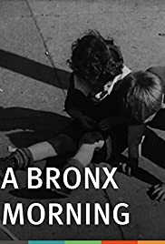 A Bronx Morning Poster