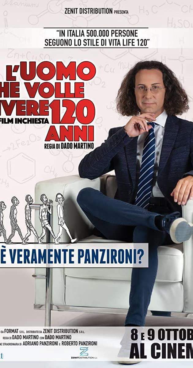 L Uomo Che Volle Vivere 120 Anni 2019 Imdb