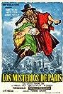 I misteri di Parigi (1957) Poster