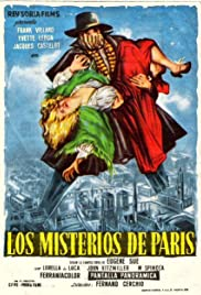 I misteri di Parigi(1957) Poster - Movie Forum, Cast, Reviews