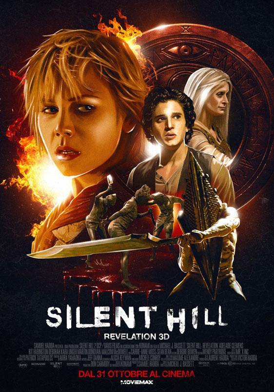 Silent Hill Revelation 2012