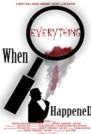 When Everything Happened Poster