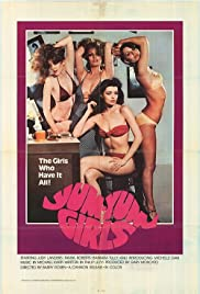 The Yum Yum Girls Poster