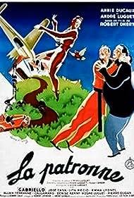 La patronne (1950)