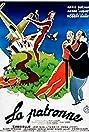 La patronne (1950) Poster