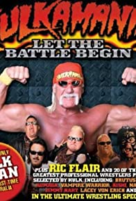 Primary photo for Hulkamania: Let the Battle Begin