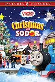 Thomas & Friends: Christmas on Sodor Poster