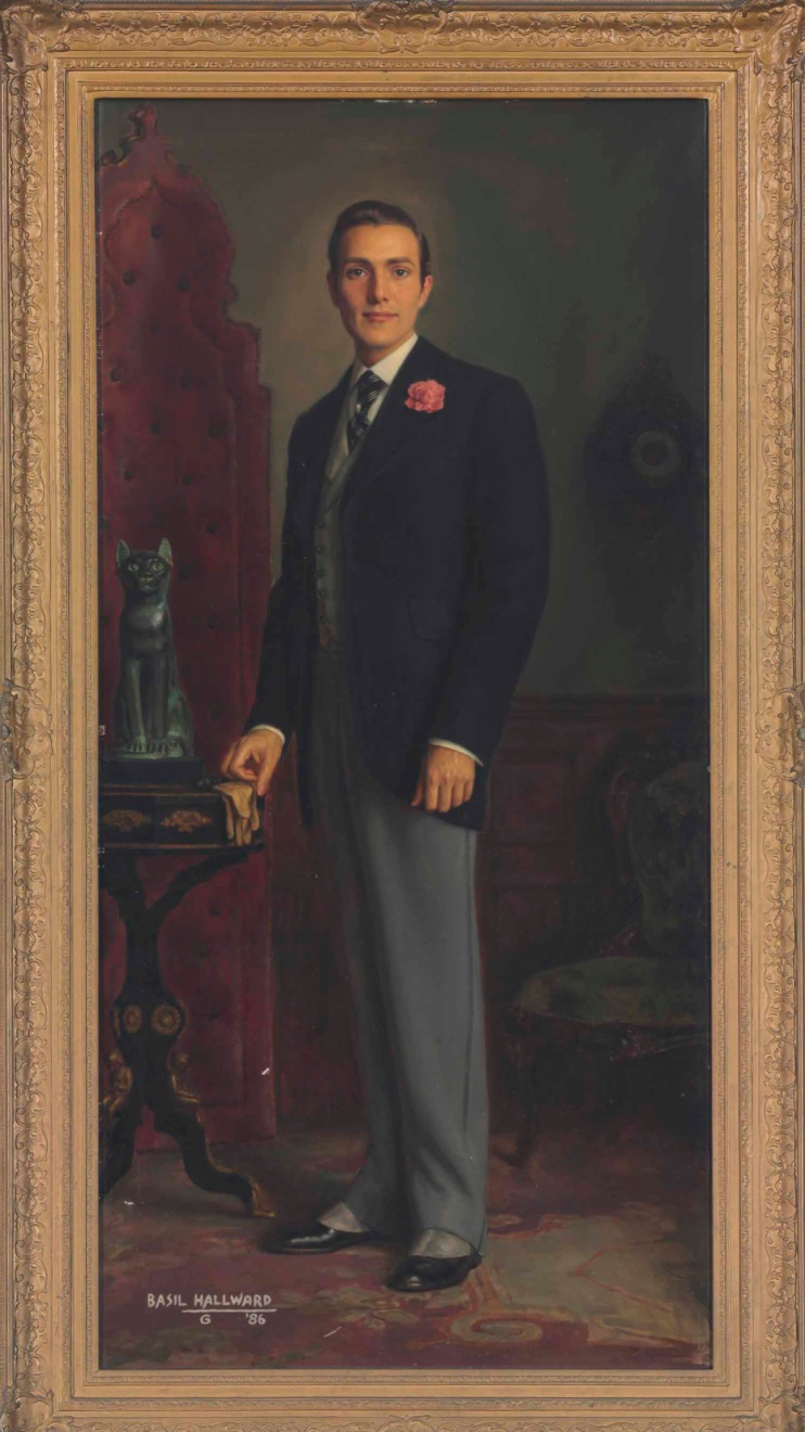 Hurd Hatfield in The Picture of Dorian Gray (1945)