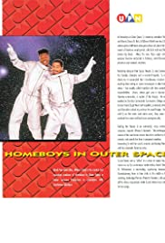 Homeboys in Outer Space Poster