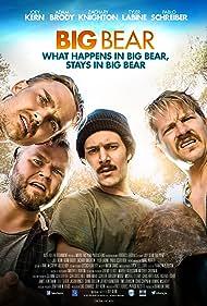 Big Bear (2017) Poster - Movie Forum, Cast, Reviews