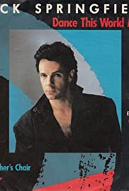Rick Springfield: Dance This World Away Poster