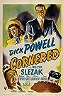 Cornered (1945) Poster
