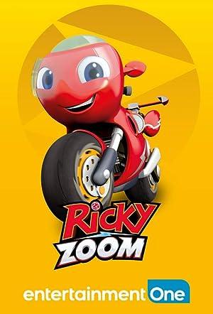 Where to stream Ricky Zoom
