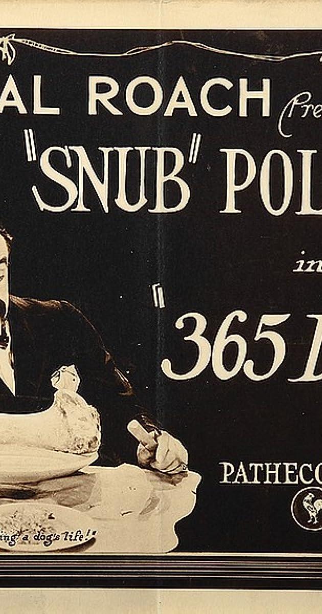 365 Days (1922) - IMDb